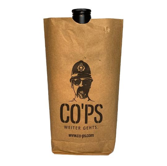 COPS Kaffeelikör in Papptüte