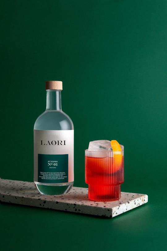 Laori alkoholfreie Gin Alternative